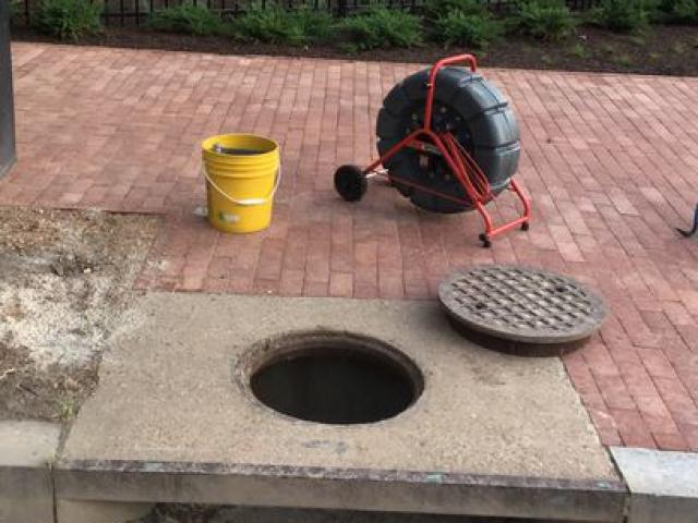 Sewer Snaking